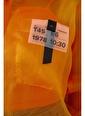 Setre Atlantis Çıtçıtlı Organze Gömlek Oranj